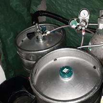 Instalación grifo cerveza con barriles M