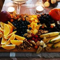 Bandeja frutas - Ciclón Catering