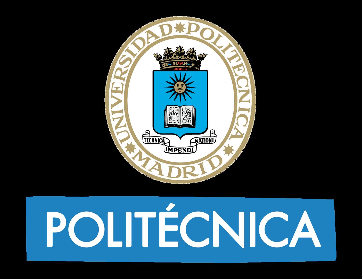 Logo universidad politecnica de madrid.p