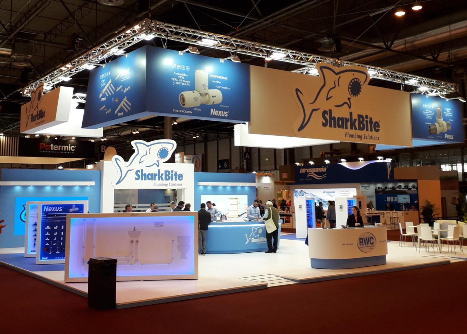 Stand Shark Bite-Climatización 2019