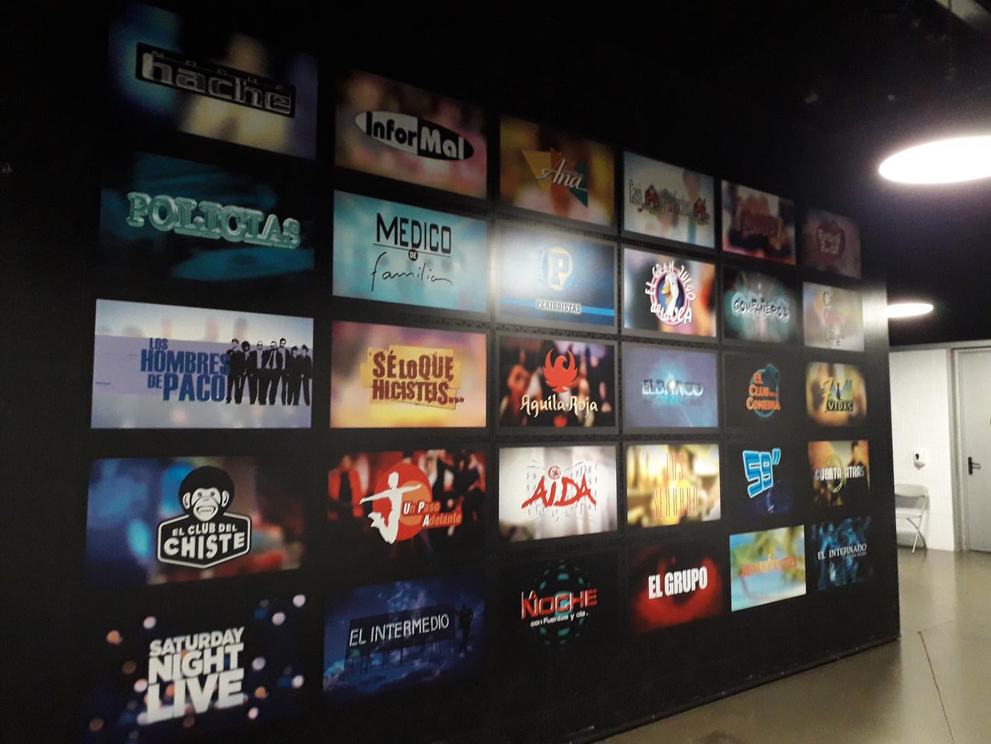 Estudios Globomedia - Madrid