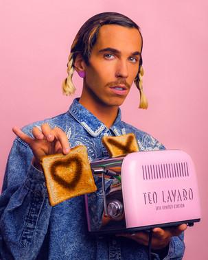 "Téo Lavabo • Grille-Pain ""Lidl Limited Edition"""