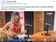 Téo Lavabo invité sur Rouge FM à Lausanne