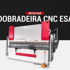 Dobradeiras CNC - ESA Italiano