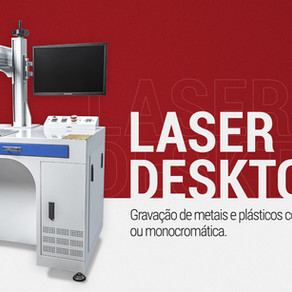 Laser Fibra Desktop