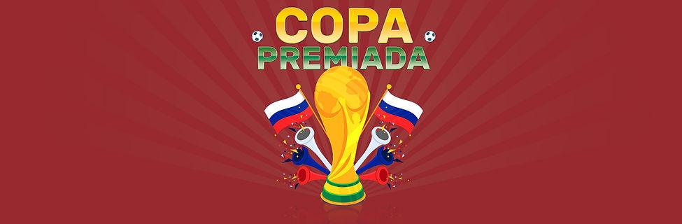 Copa Premiada Metalique