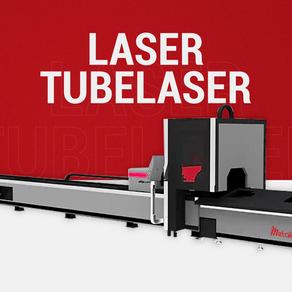 Tubelaser - Corte de tubos e perfis de alta performance