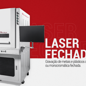 Laser Fibra Fechada