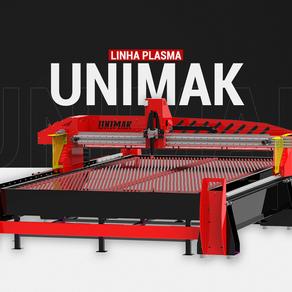 UNIMAK - Máquina modular de baixo custo