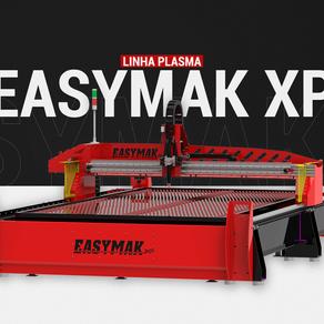 EASYMAK XP - Hibrida Plasma + Oxicorte