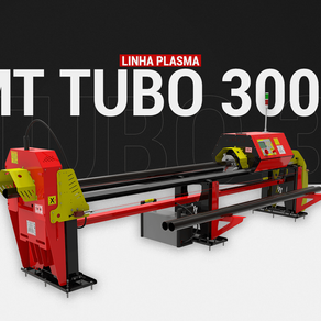 MT TUBO 3000 - Tubos Redondos