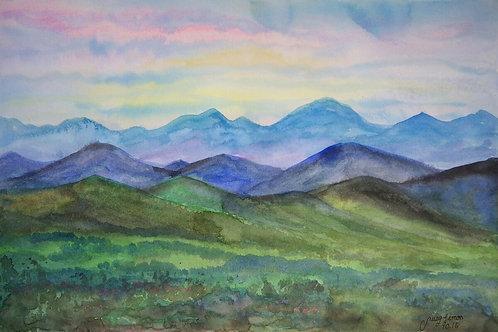 Adult Watercolor (Fri 11 - 12pm)