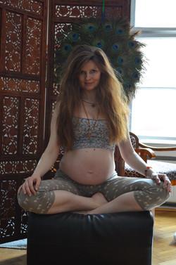 8 miesiąc ciąży