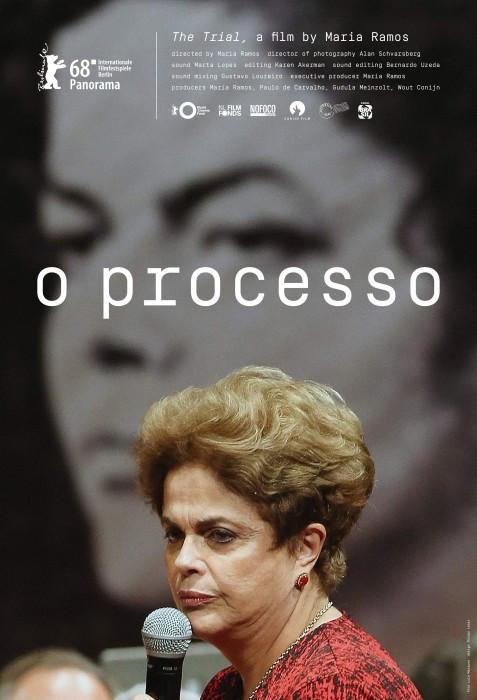 """Cartaz """"O Processo"""""""