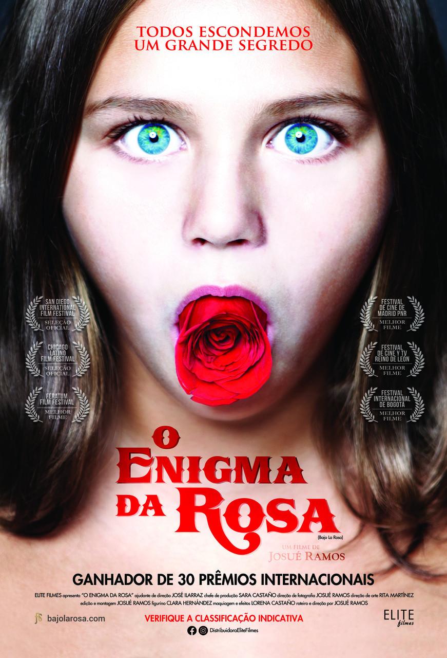 Poster O Enigma da Rosa