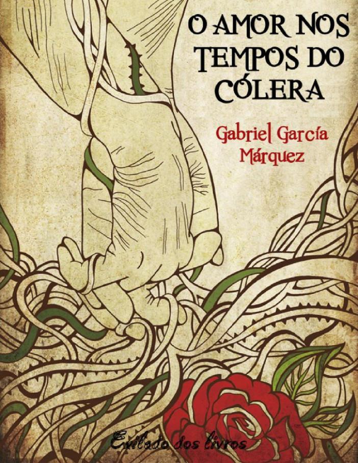 """#JáLi - """"O Amor nos Tempos do Cólera"""", de Gabriel García Márquez"""