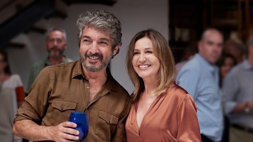 """Ricardo Darín e Mercedes Morán em """"Um amor inesperado"""""""