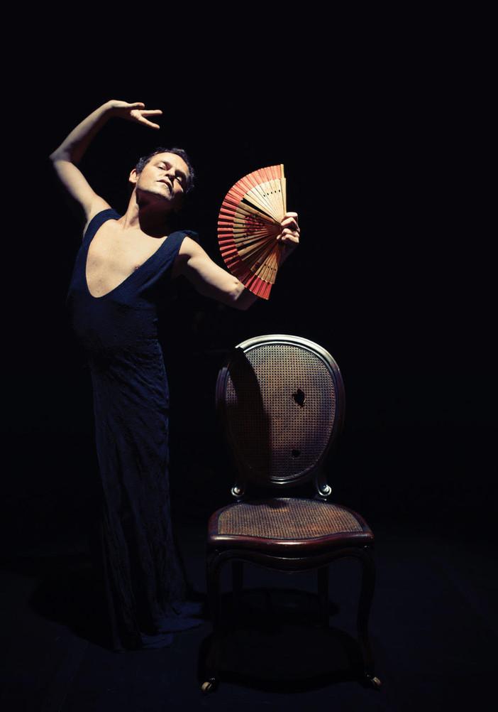 """""""Processo de Conscerto do Desejo"""", com Matheus Nachtergaele, tem curta temporada no Teatro"""