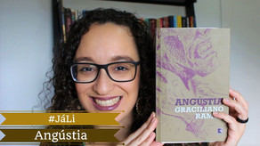 "#JáLi - ""Angústia"", de Graciliano Ramos"