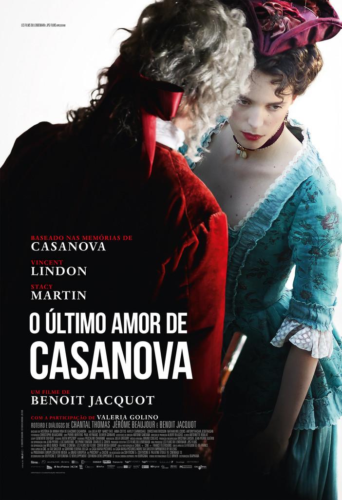 """Uma história de quase amor em """"O Último Amor de Casanova"""""""