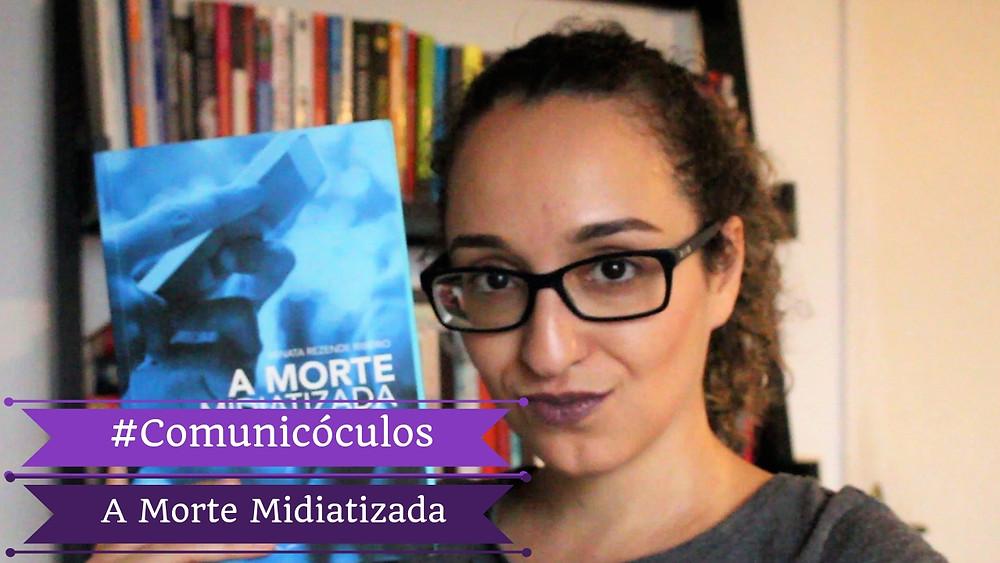 Foto Livro A Morte Midiatizada