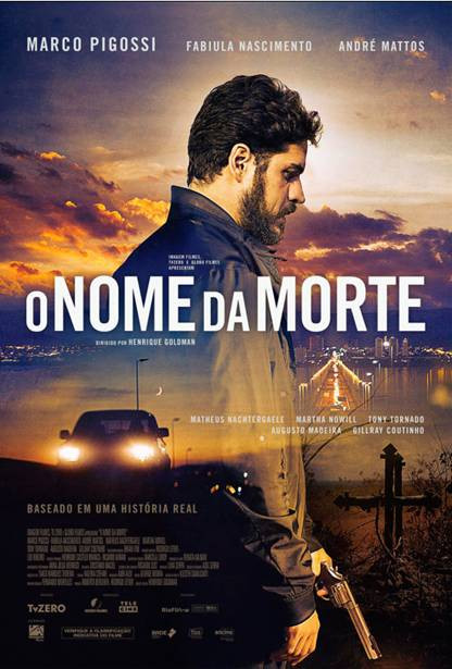 "Cartaz ""O Nome da Morte"""