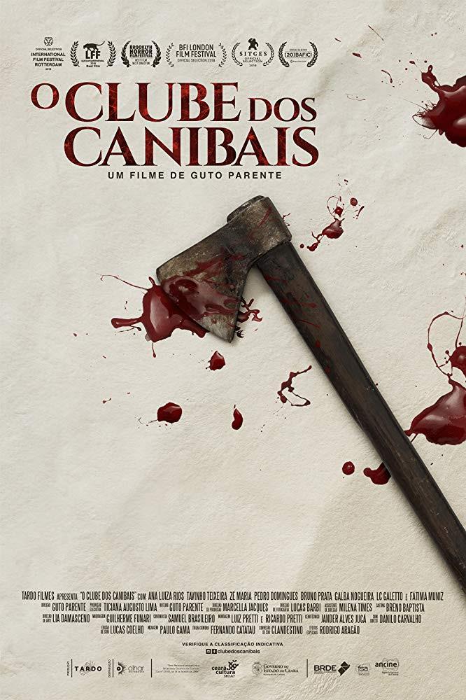 "O sexual e sangrento ""O Clube dos Canibais"""