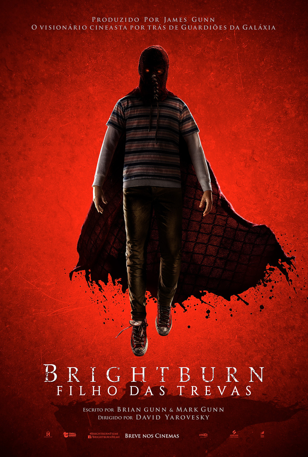 "Cartaz ""Brightburn: Filho das Trevas"""