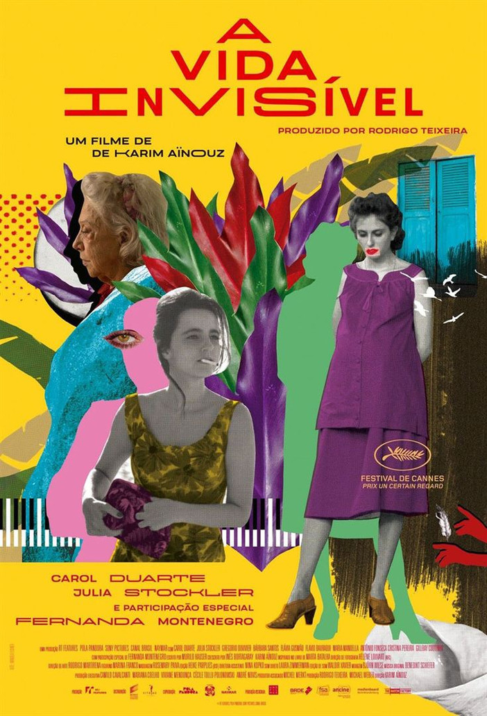 """A condição da mulher nos anos 1950 em """"A Vida Invisível"""", com Fernanda Montenegro"""