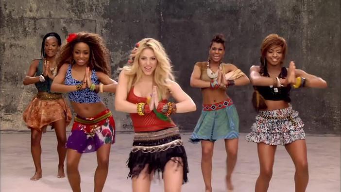 Shakira é a energia vital das Copas do Mundo - e faz falta