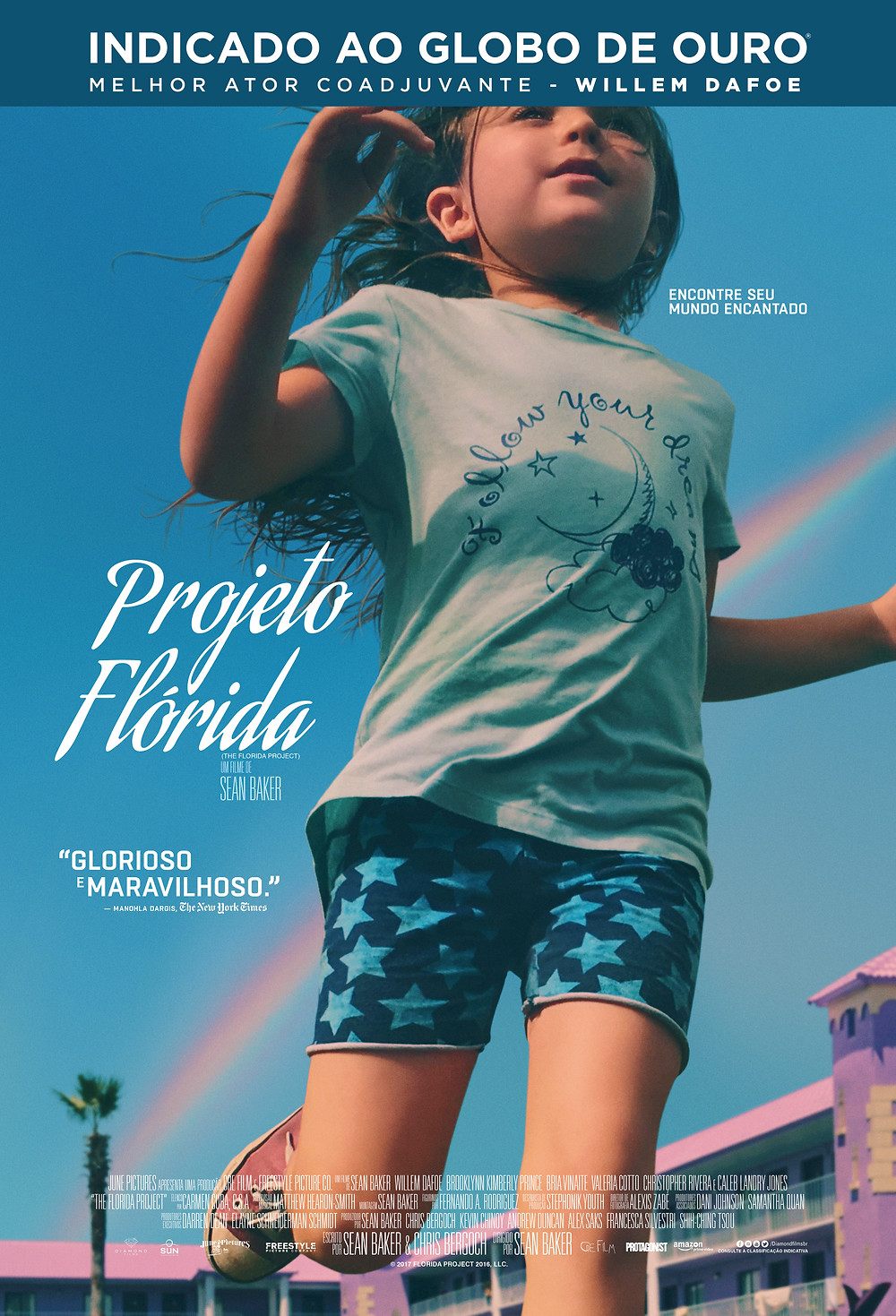 "Postêr ""Projeto Flórida"""