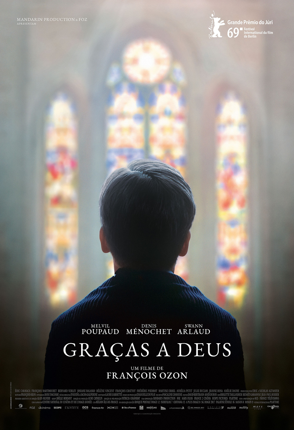 """Poster """"Graças a Deus"""""""