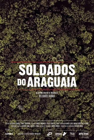 pôster Soldados do Araguaia