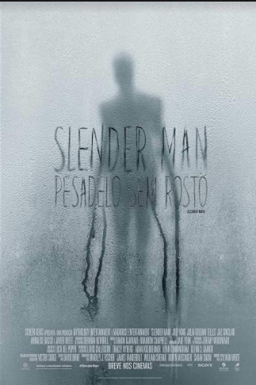 "Cartaz ""Slender Man: Pesadelo sem rosto"""
