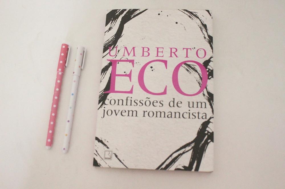 """""""Confissões de um Jovem Romancista"""", Umberto Eco"""