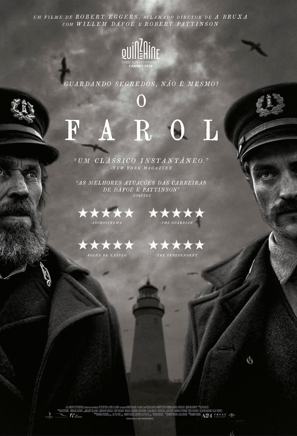 """Cartaz """"O Farol"""""""