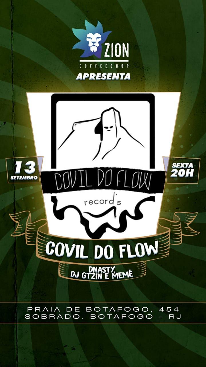 Apresentação Covil do Flow - 13 de setembro