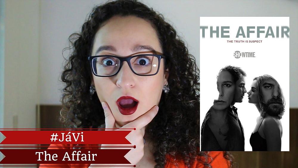 Cartaz e Thumbnail - The Affair