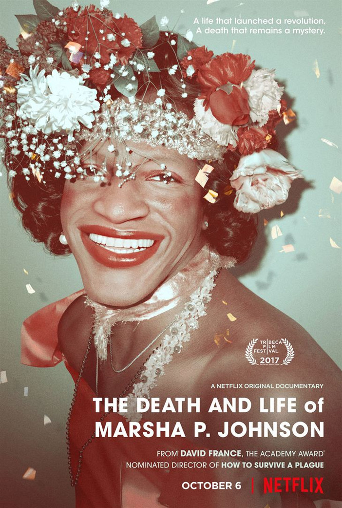 """""""A Morte e Vida de Marsha P. Johnson"""" e a intolerância e violência contra transexuais"""