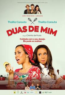 """Thalita Carauta na comédia """"Duas de Mim"""""""
