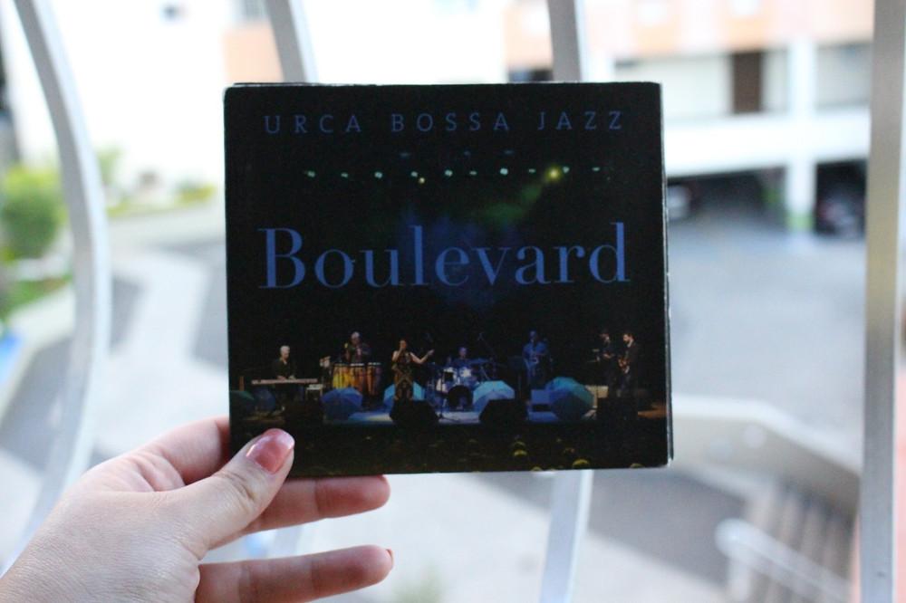 CD Boulevard - Urca Bossa Jazz