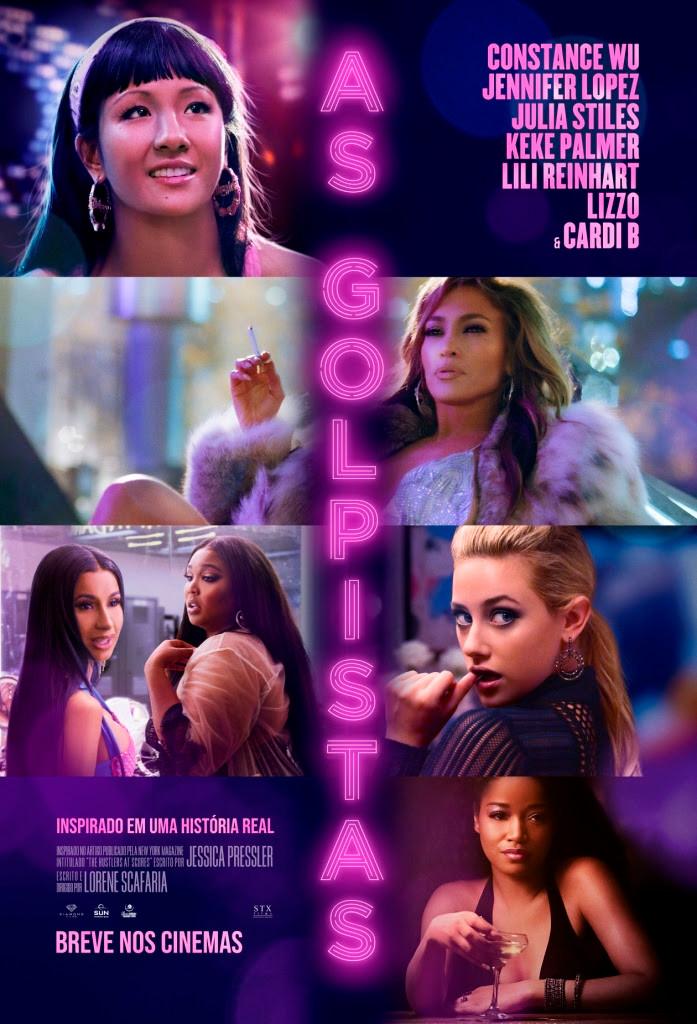 """""""As Golpistas"""", com Jennifer Lopez e Cardi B: uma história real"""