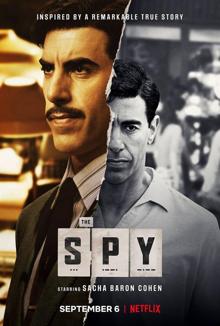 """""""O Espião"""" e a história real de um infiltrado na Síria (Netflix)"""