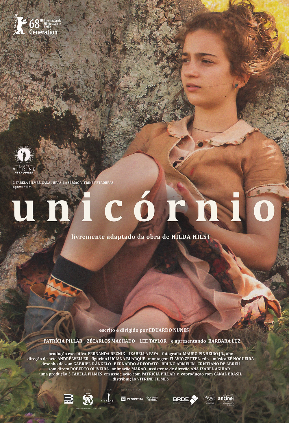 "Cartaz ""Unicórnio"""