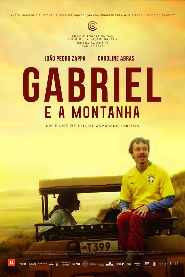 """""""Gabriel e a Montanha"""" e os últimos dias do jovem economista Gabriel Buchmann"""