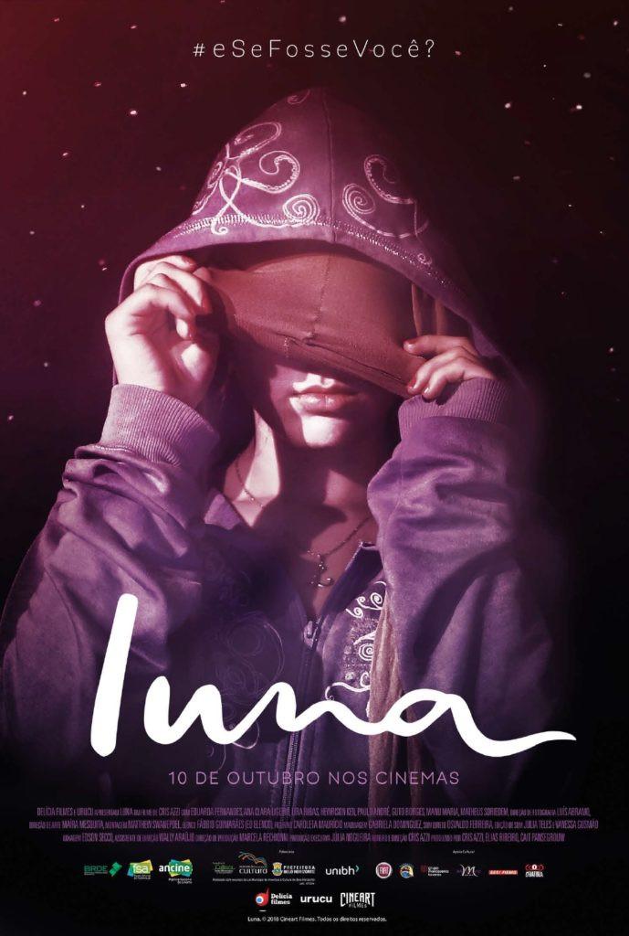 """Pôster de """"Luna"""""""