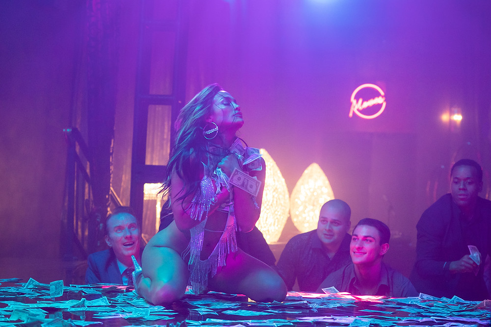 "Jennifer Lopez em ""As Golpistas"""