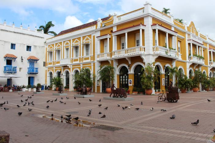 Conhecendo Cartagena das Índias (COL) - Parte 1