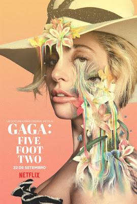 """Documentário """"Gaga - Five Foot Two"""" e uma Lady Gaga como nunca vimos"""