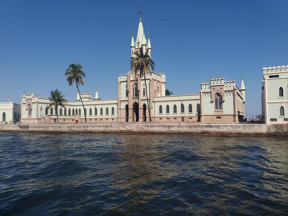 Ilha Fiscal. Foto: Manu Mayrink